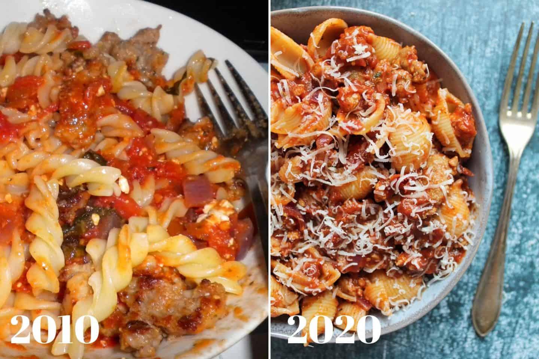 gluten free sausage pasta recipe