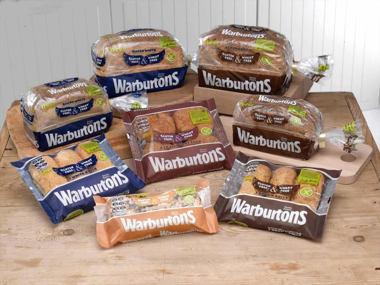 Warburton's GF Launch!