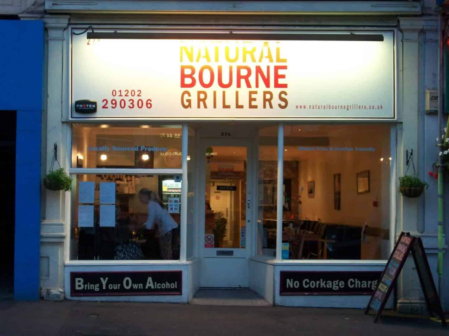 Natural Bourne Grillers – an interview with the coeliac friendly chef