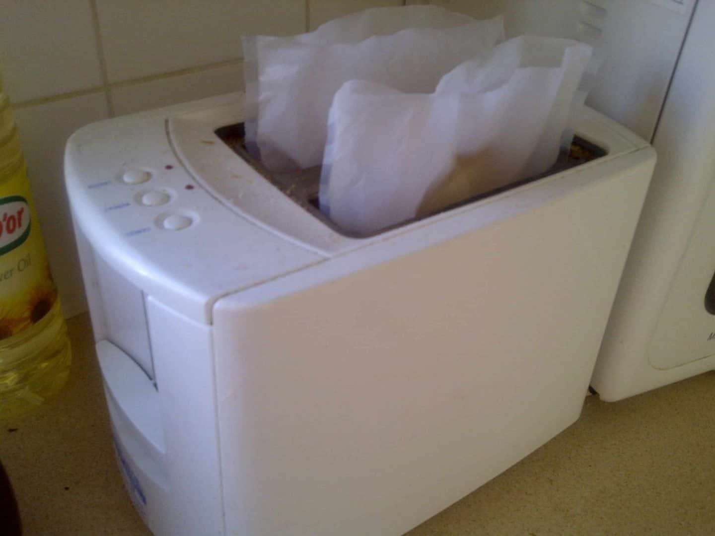 Toaster Bags – How to make Safe GF Toast!