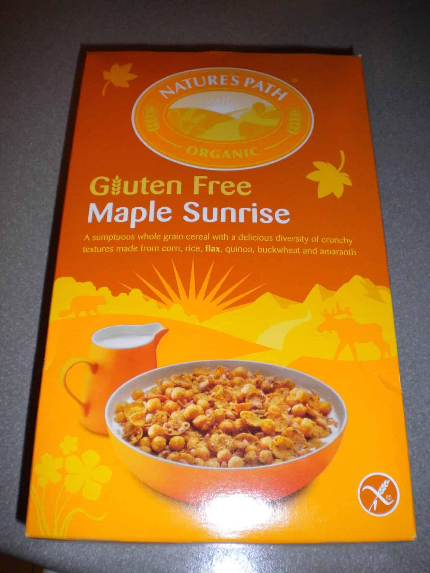 Gluten Free Breakfast Cereals