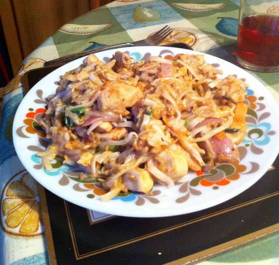 Amoy straight to wok gluten free rice noodles – finally!