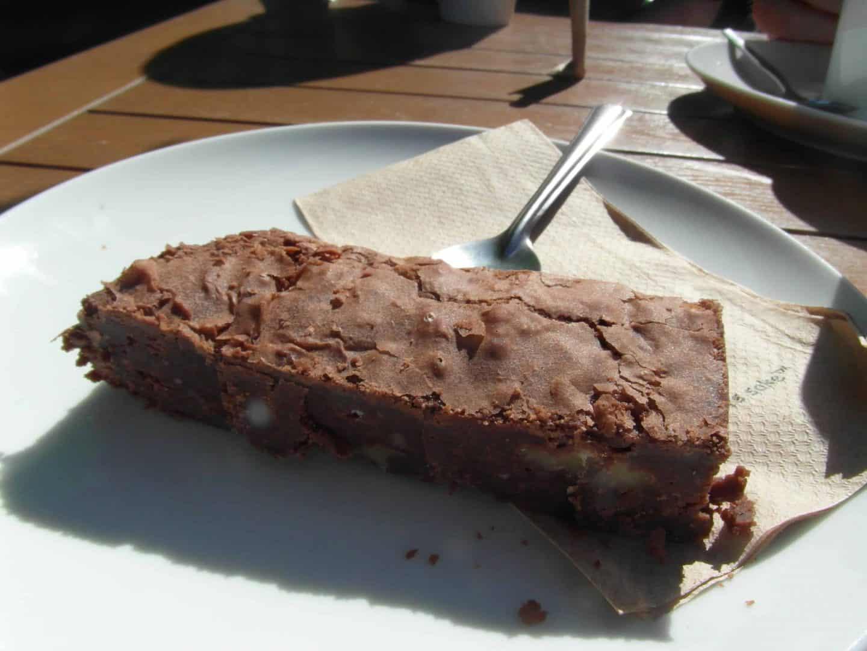 Brownies, brownies, everywhere!