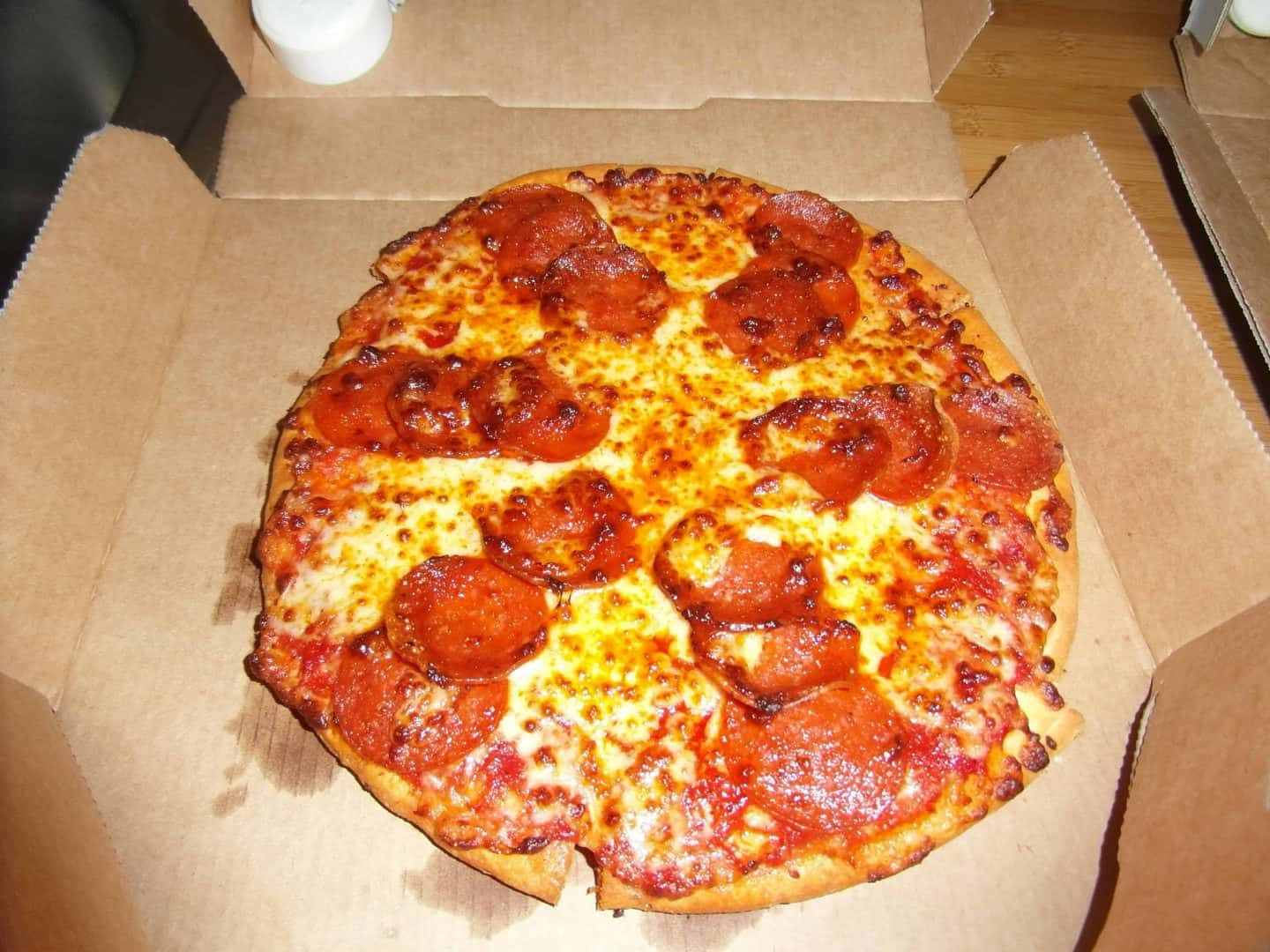 Campaign to make Domino's gluten free pizzas BIGGER!