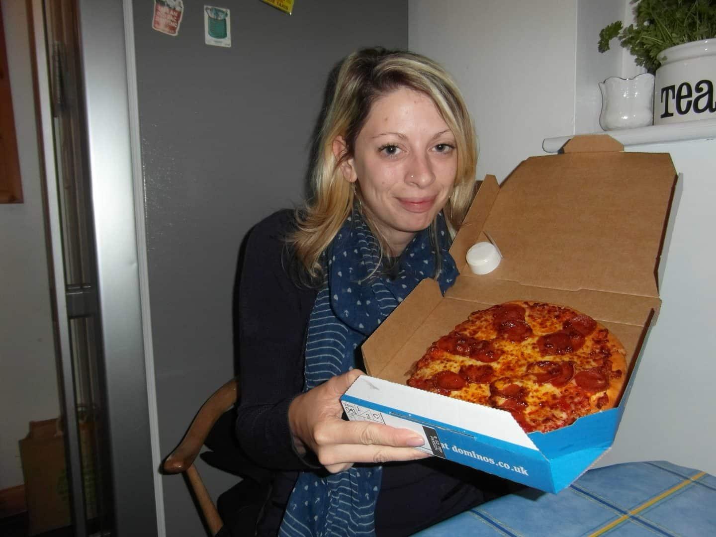 dominos gluten free pizza launch 2012
