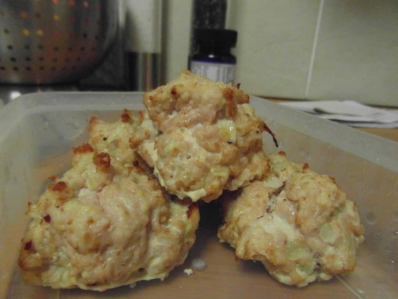 Recipe: Super healthy gluten free turkey meatballs
