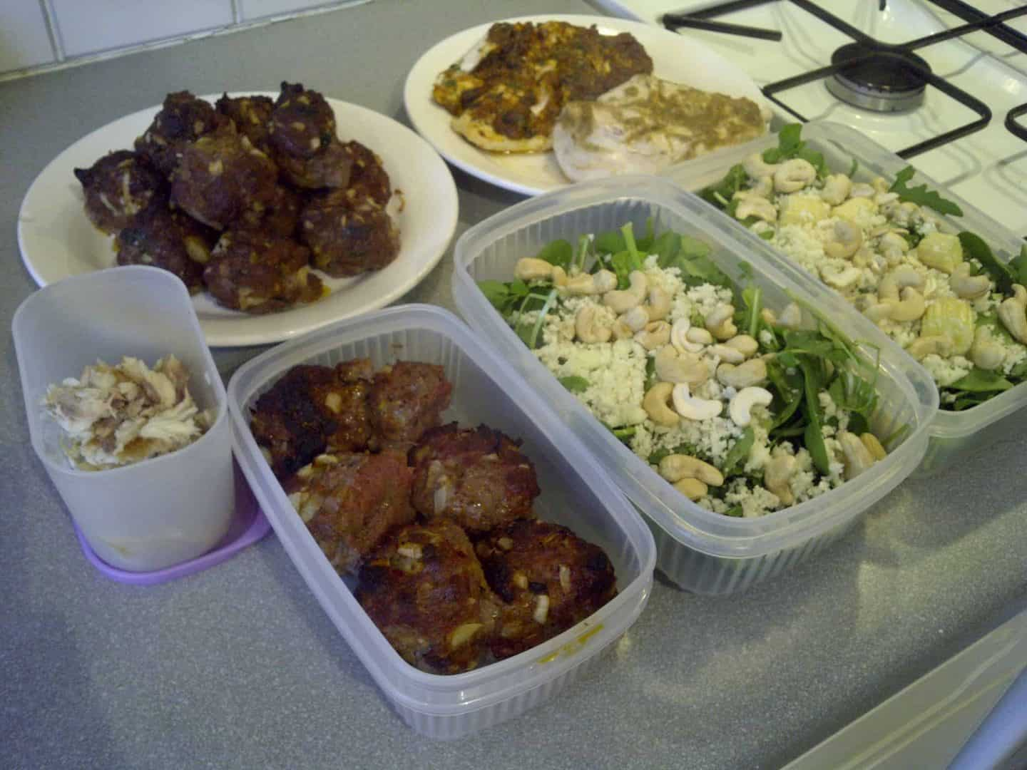 Week three of get ripped or die trying [gluten free style] – the most successful yet
