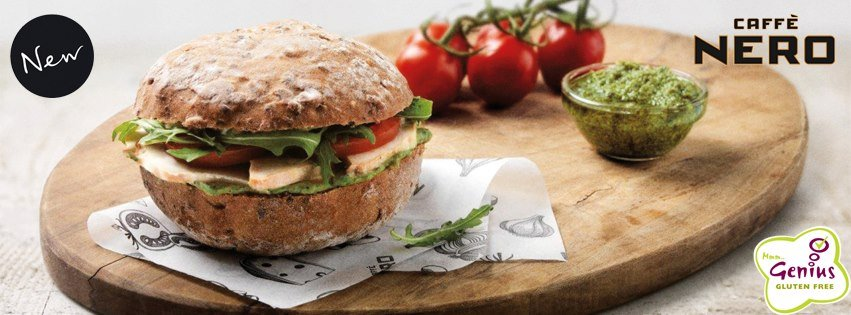 Gut Feeling week launches with Caffe Nero's gluten free roll announcement