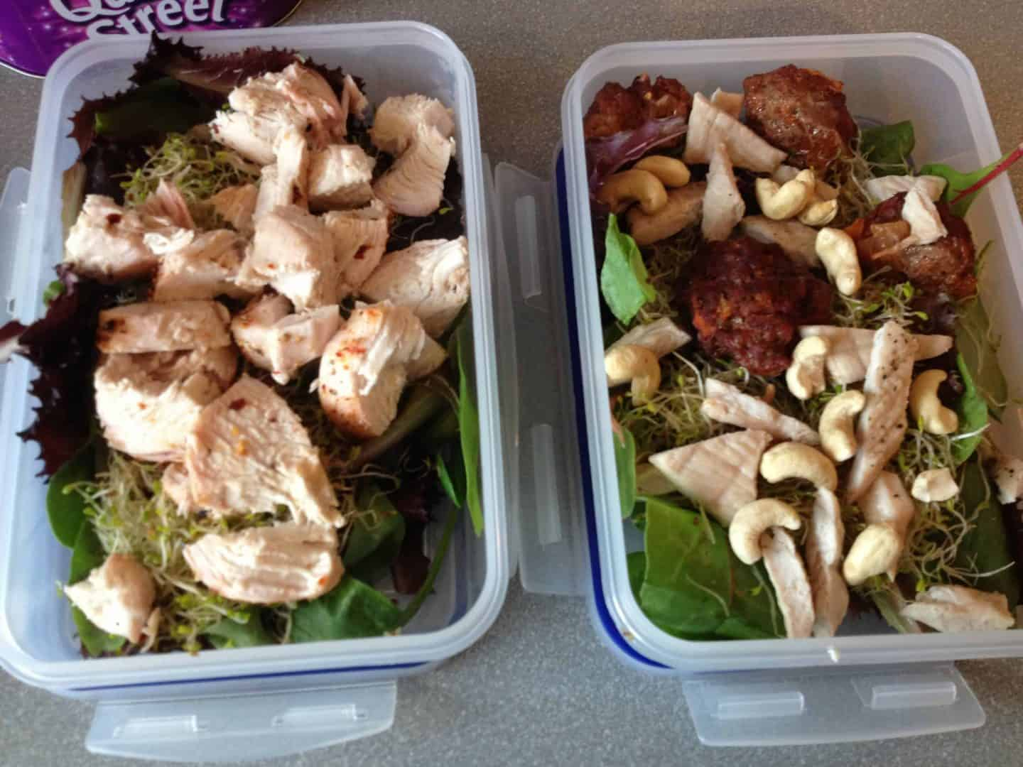 Gluten free weekly meal prep – time to get lean!