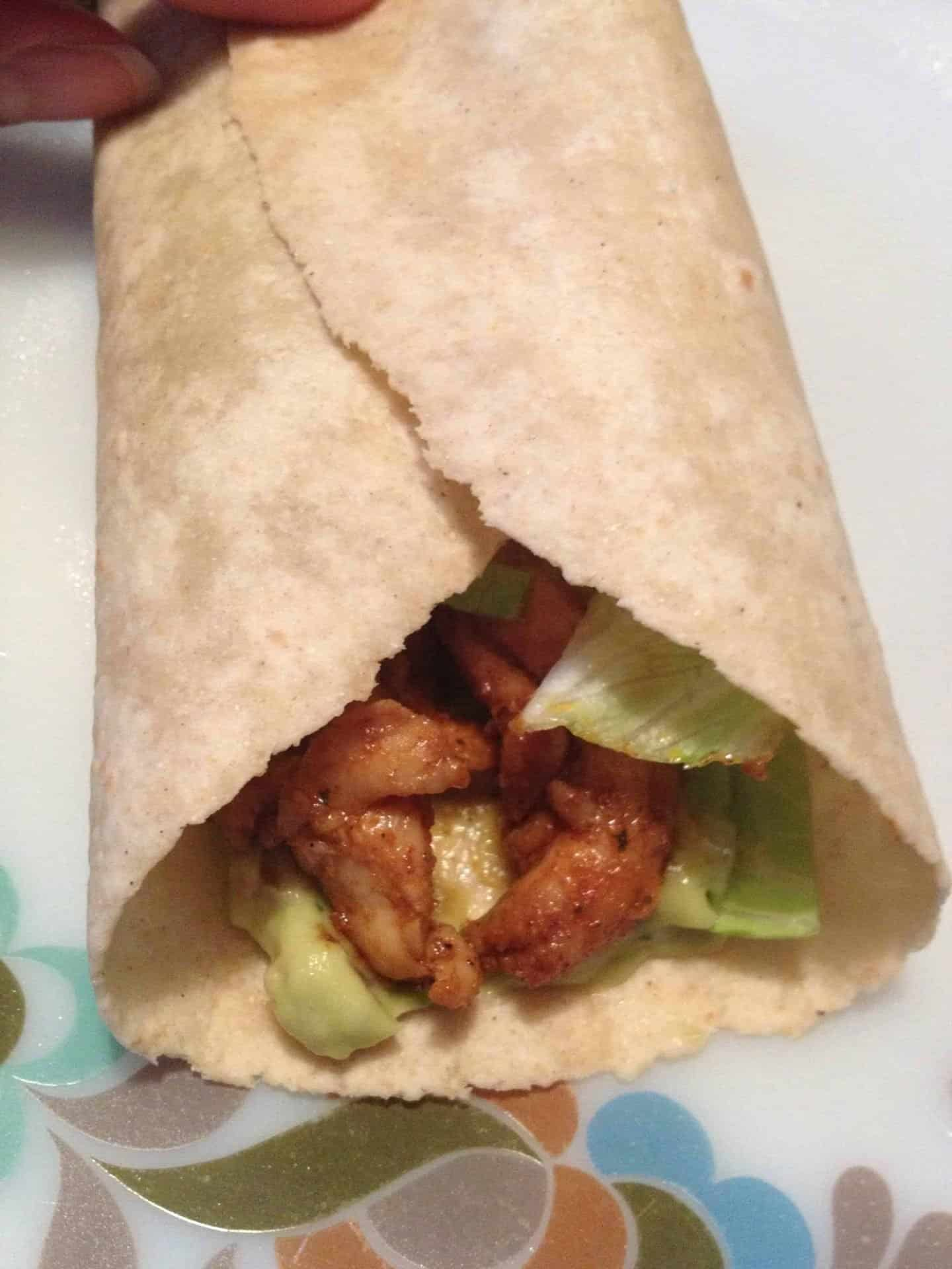 Gluten and wheat free wraps from BFree
