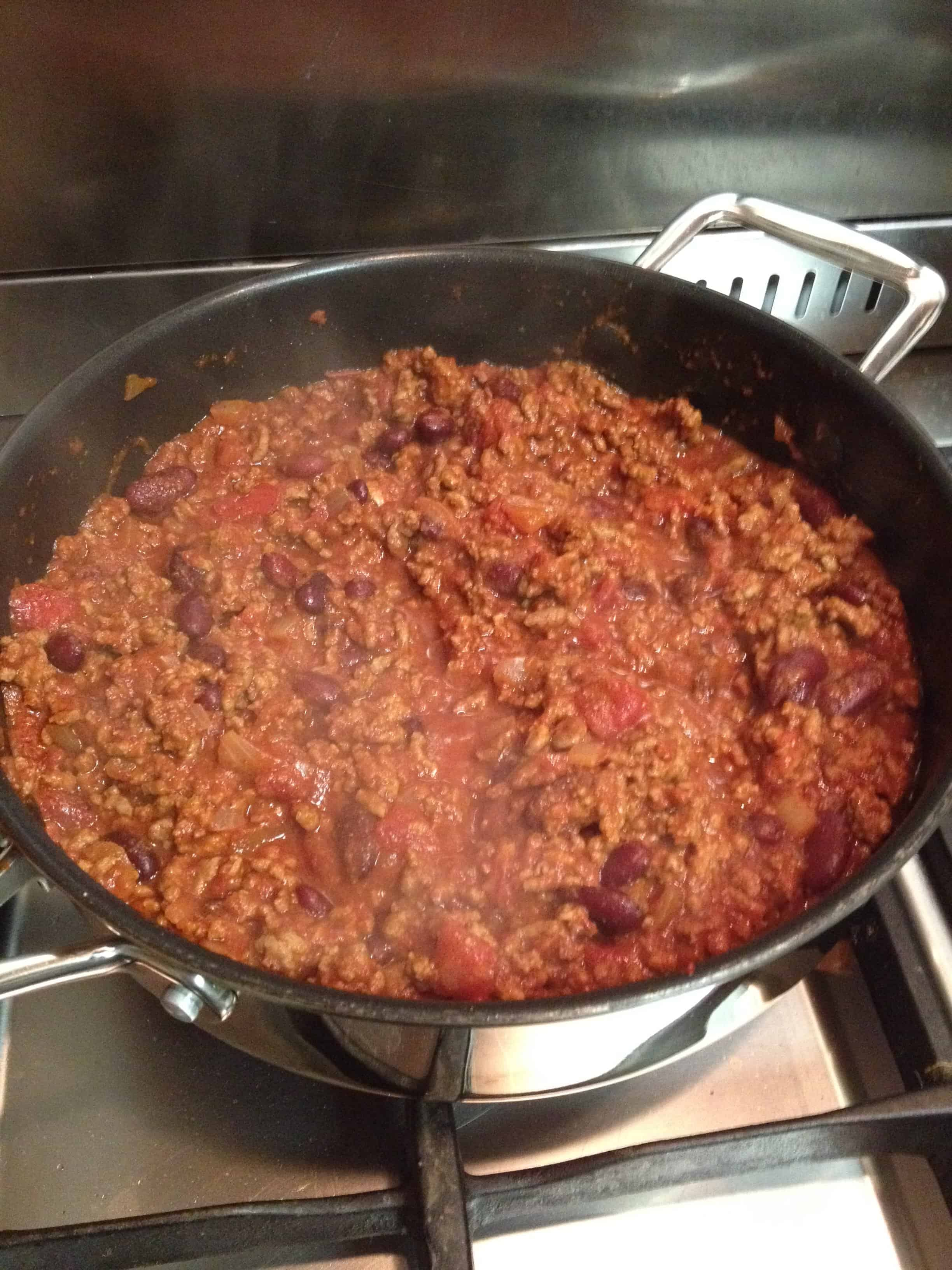 gluten free warming winter chilli (2)