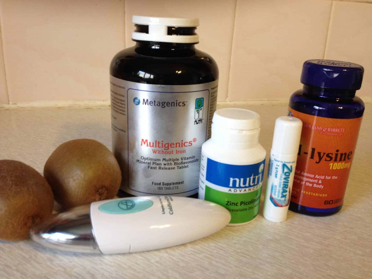 Coeliac disease and cold sores – your secret weapon to fight them!