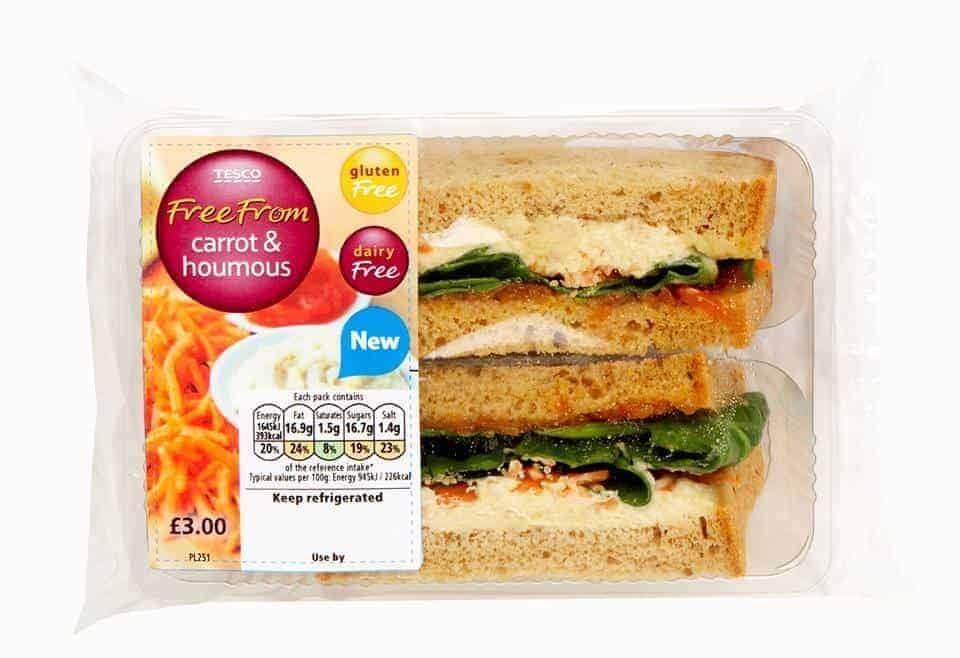 genius gf sandwich