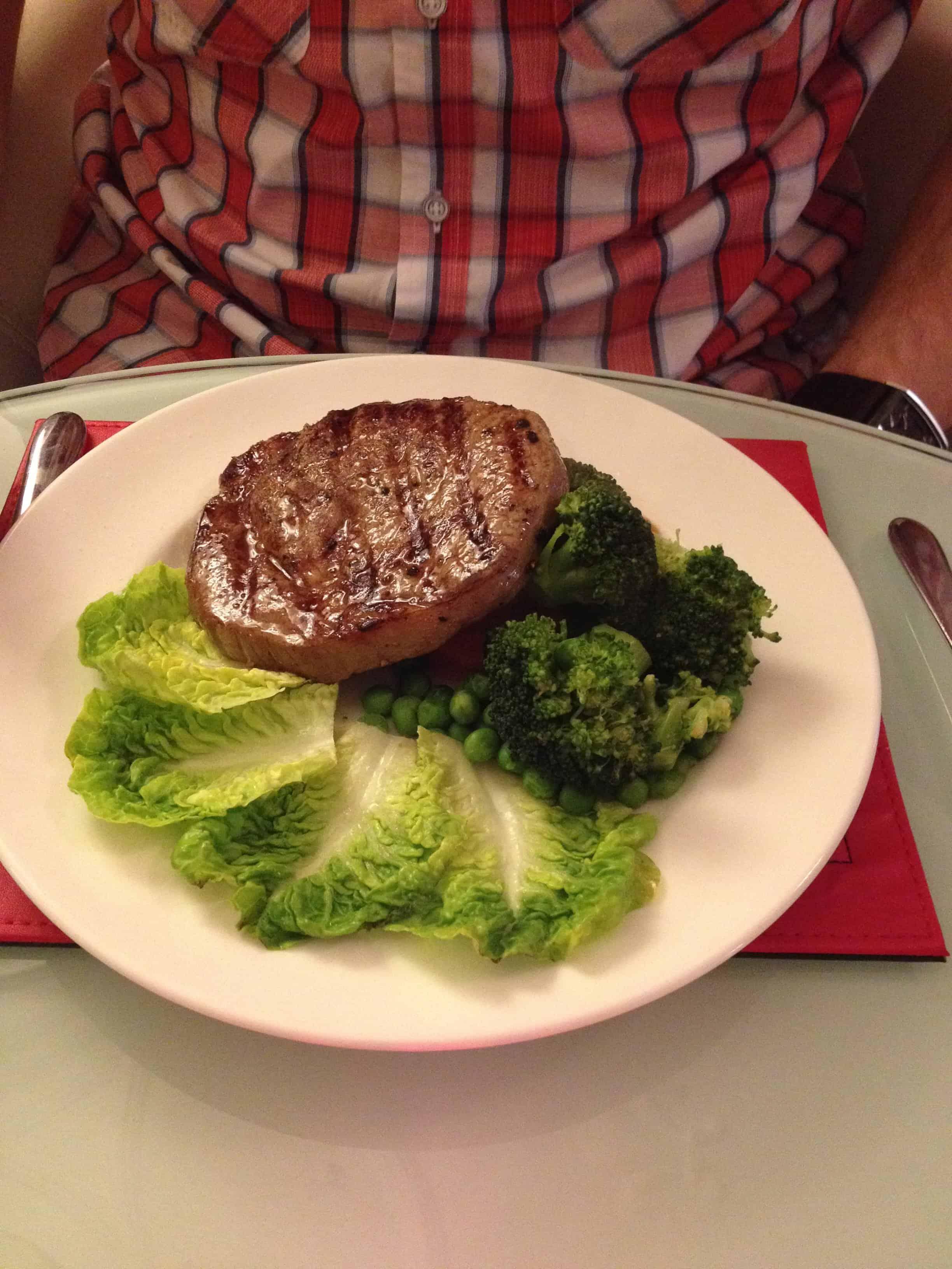 Steve's steak
