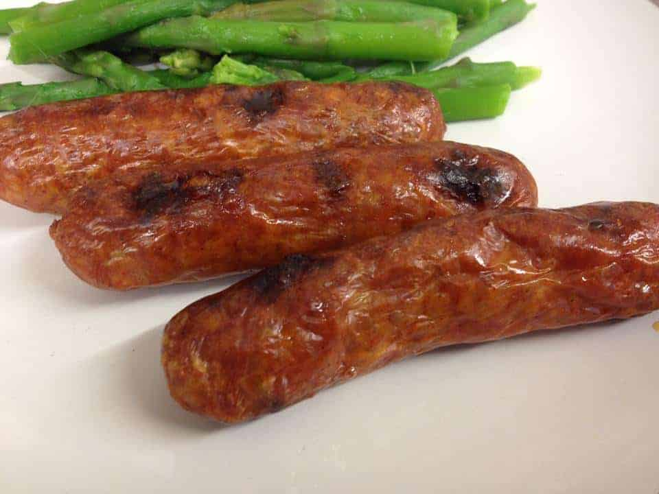Four of the best gluten free sausages