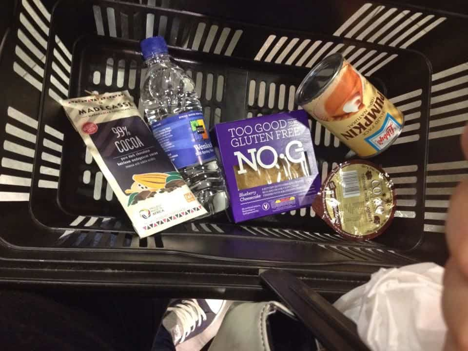 My Whole Foods Market haul on day one!
