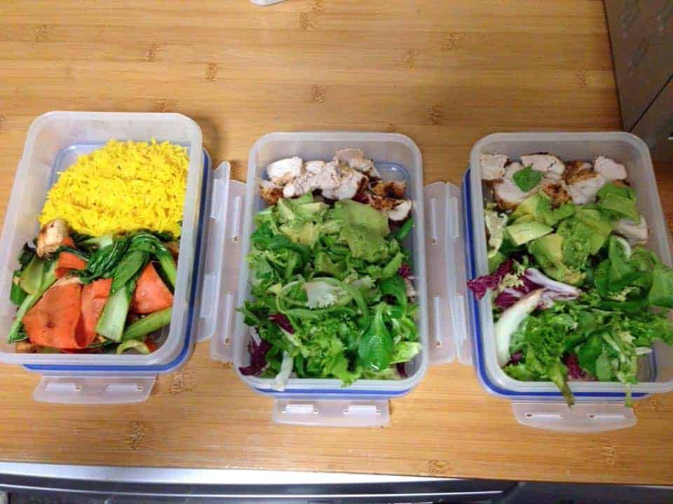 Getting lean gluten free style: A day in the life…