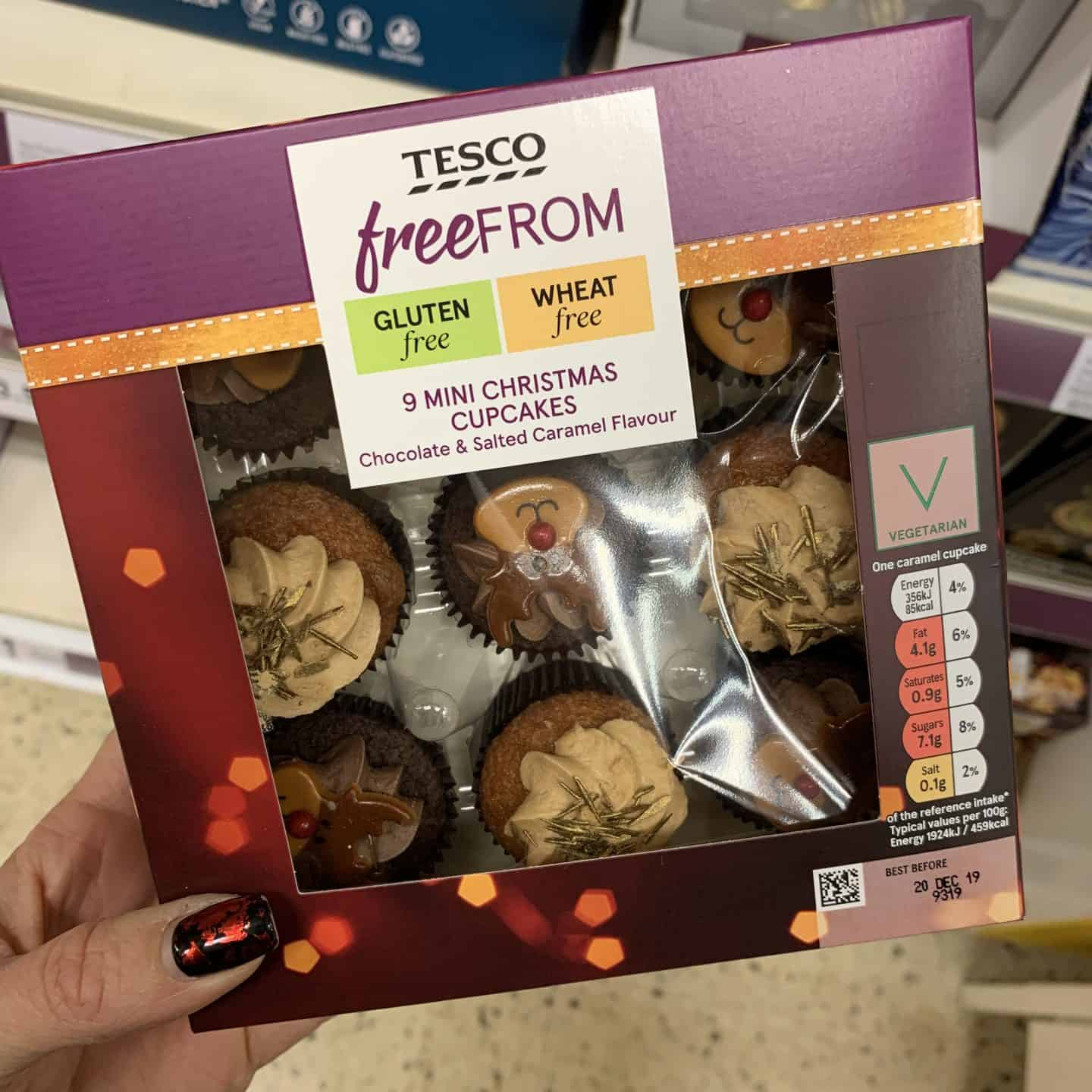 gluten free christmas food tesco 4