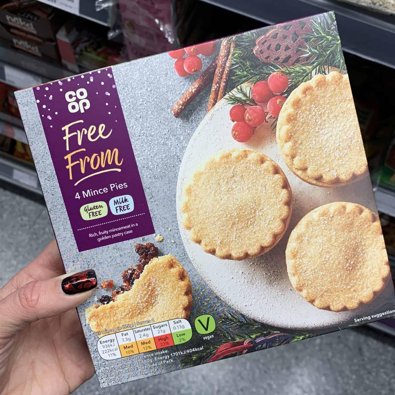 coop gluten free mince pies