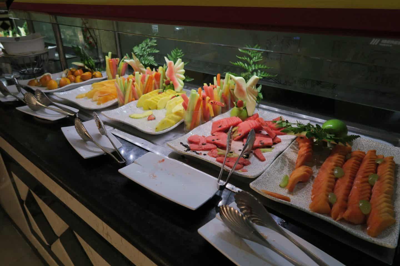 gluten free fruit salad