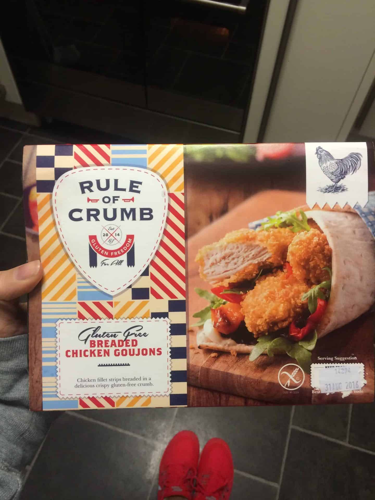 Review: Gluten free goodies from Rule of Crumb