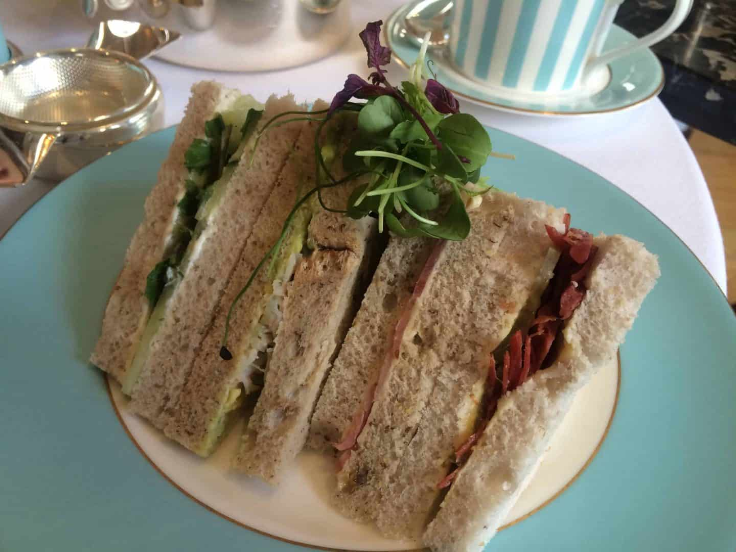 Eating Out: Gluten free afternoon tea at The Kensington, London
