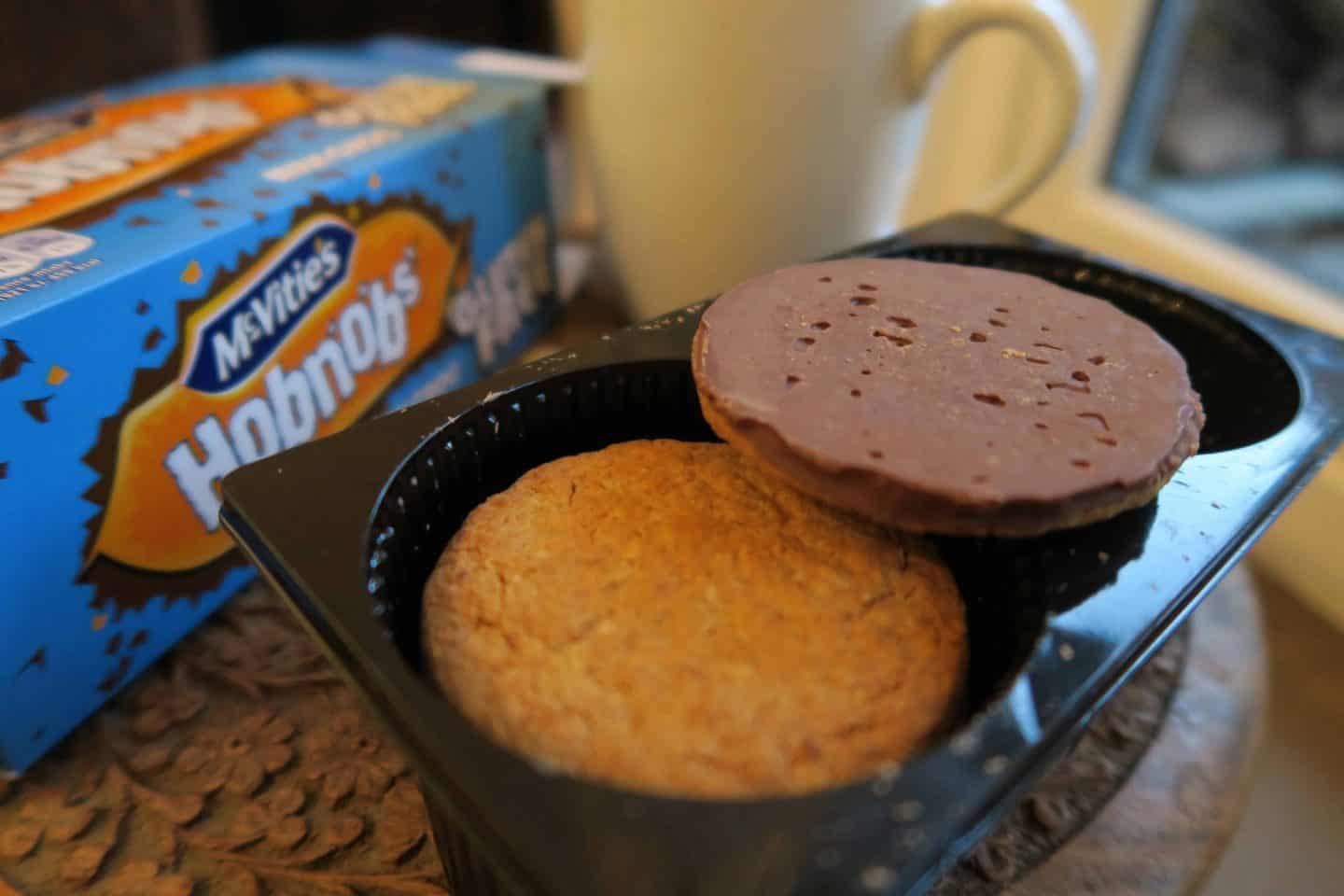 Gluten free Hobnobs are HERE – and they are pretty damn awesome