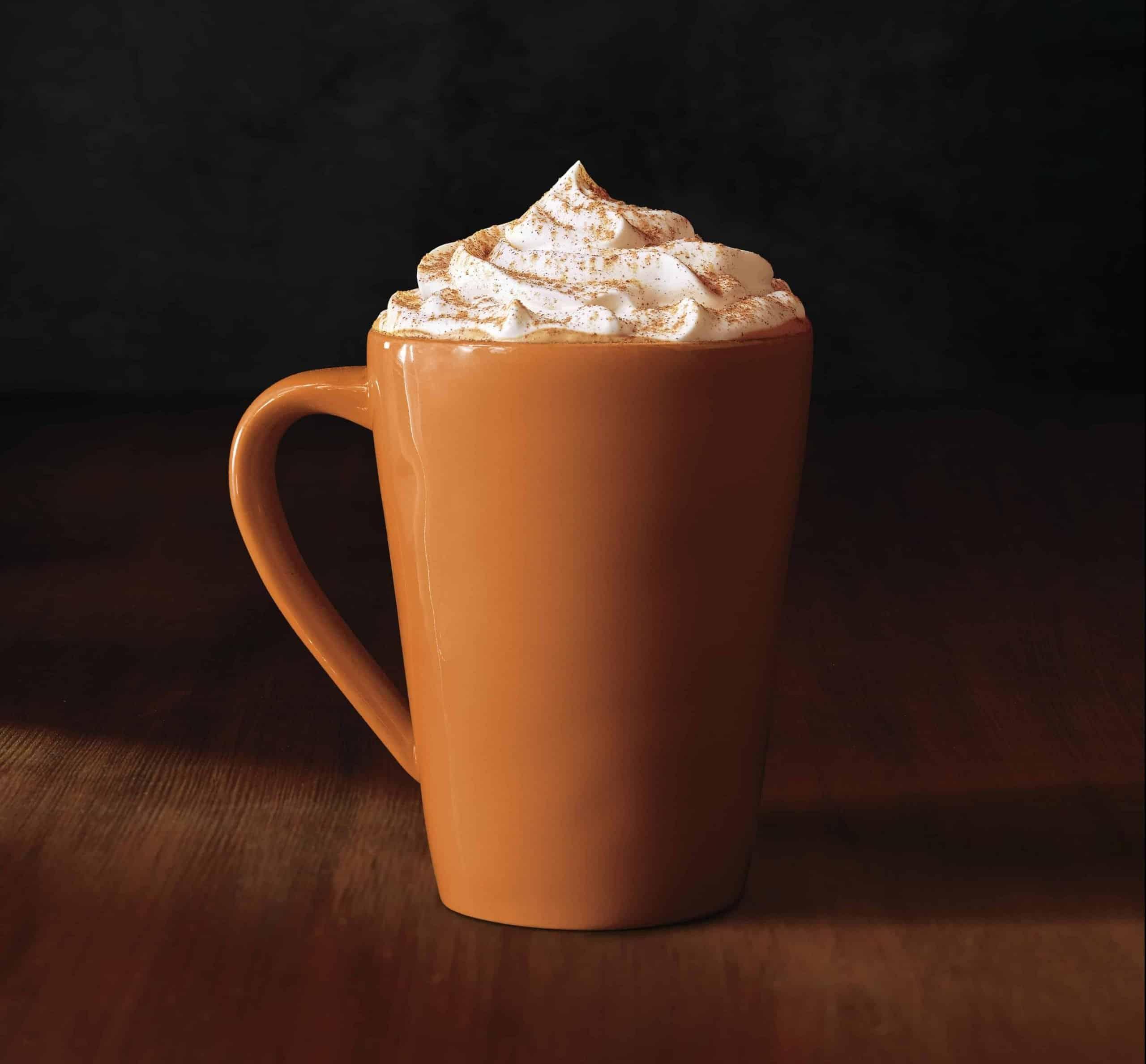 starbucks pumpkin spice latte gluten free