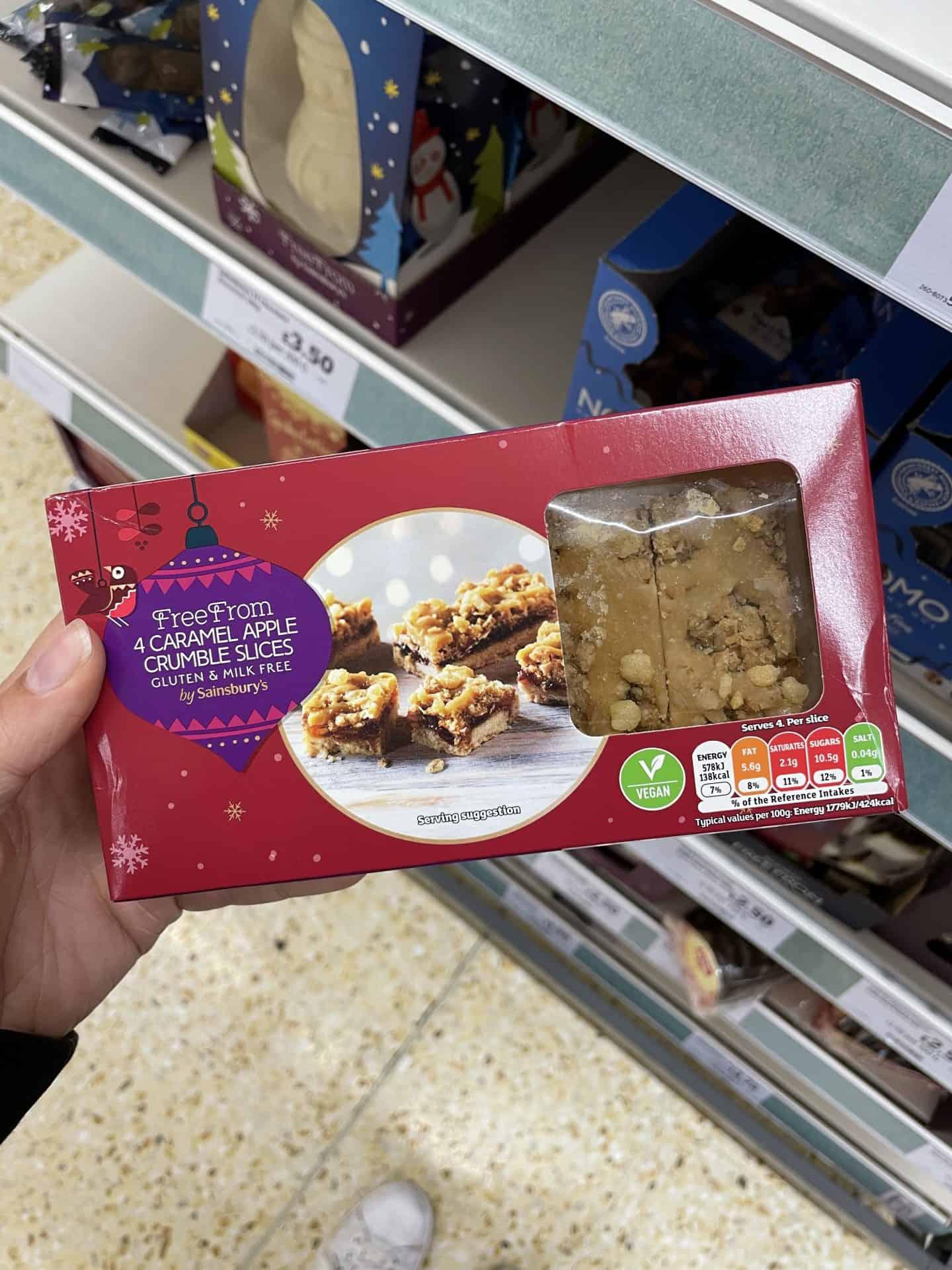 sainsburys gluten free christmas food 2021 13