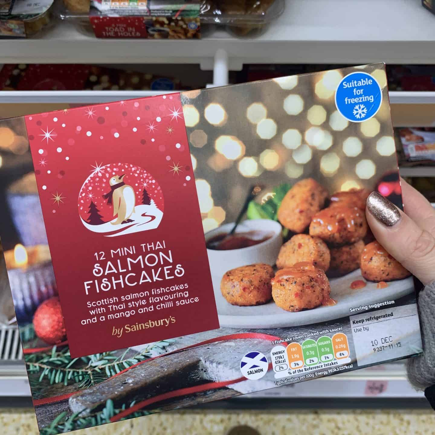 sainsburys gluten free christmas party food