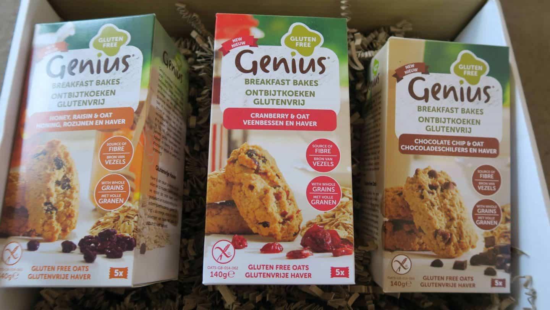 genius gluten free breakfast bakes