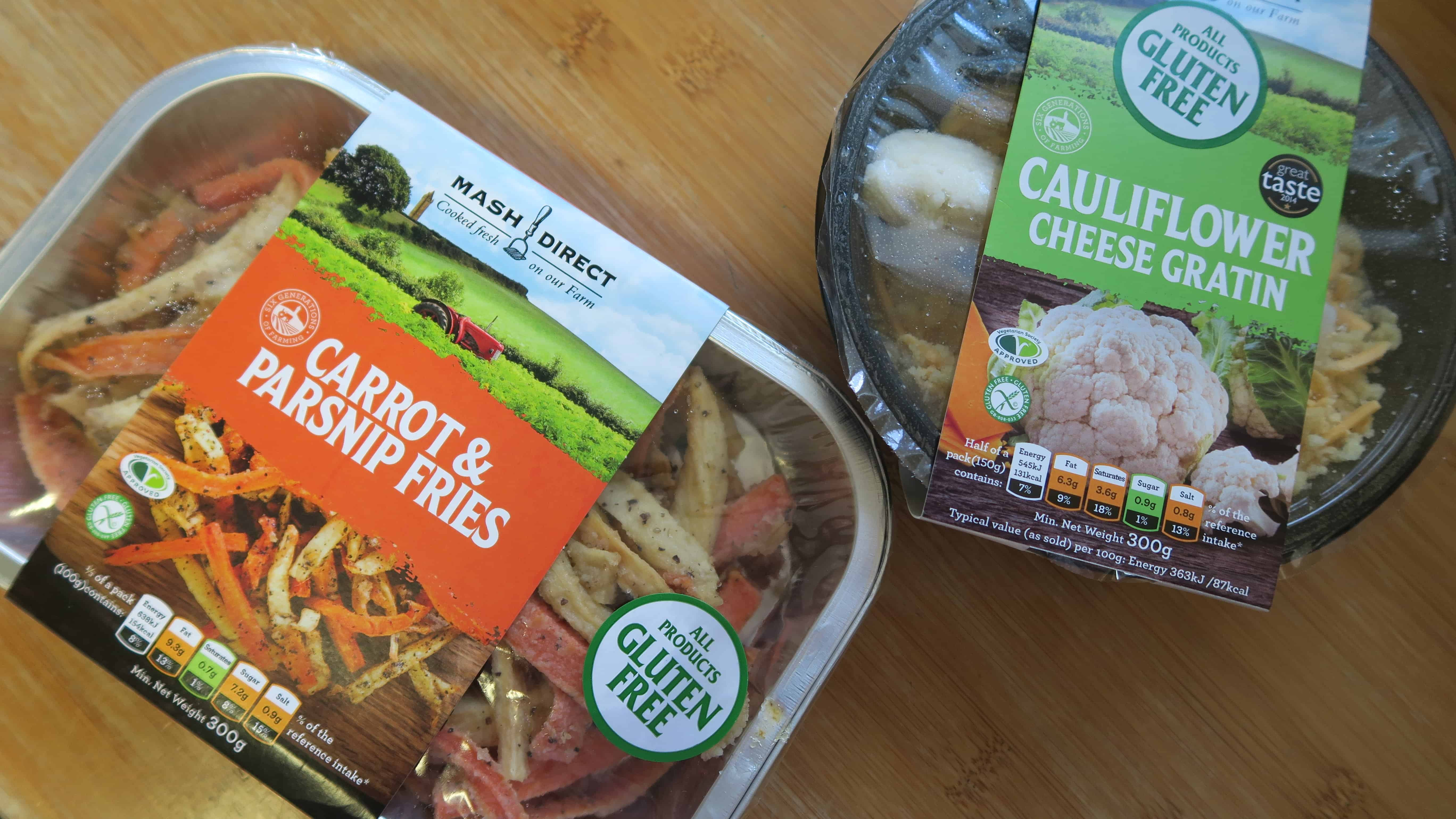 Gluten free mash direct in Morrisons