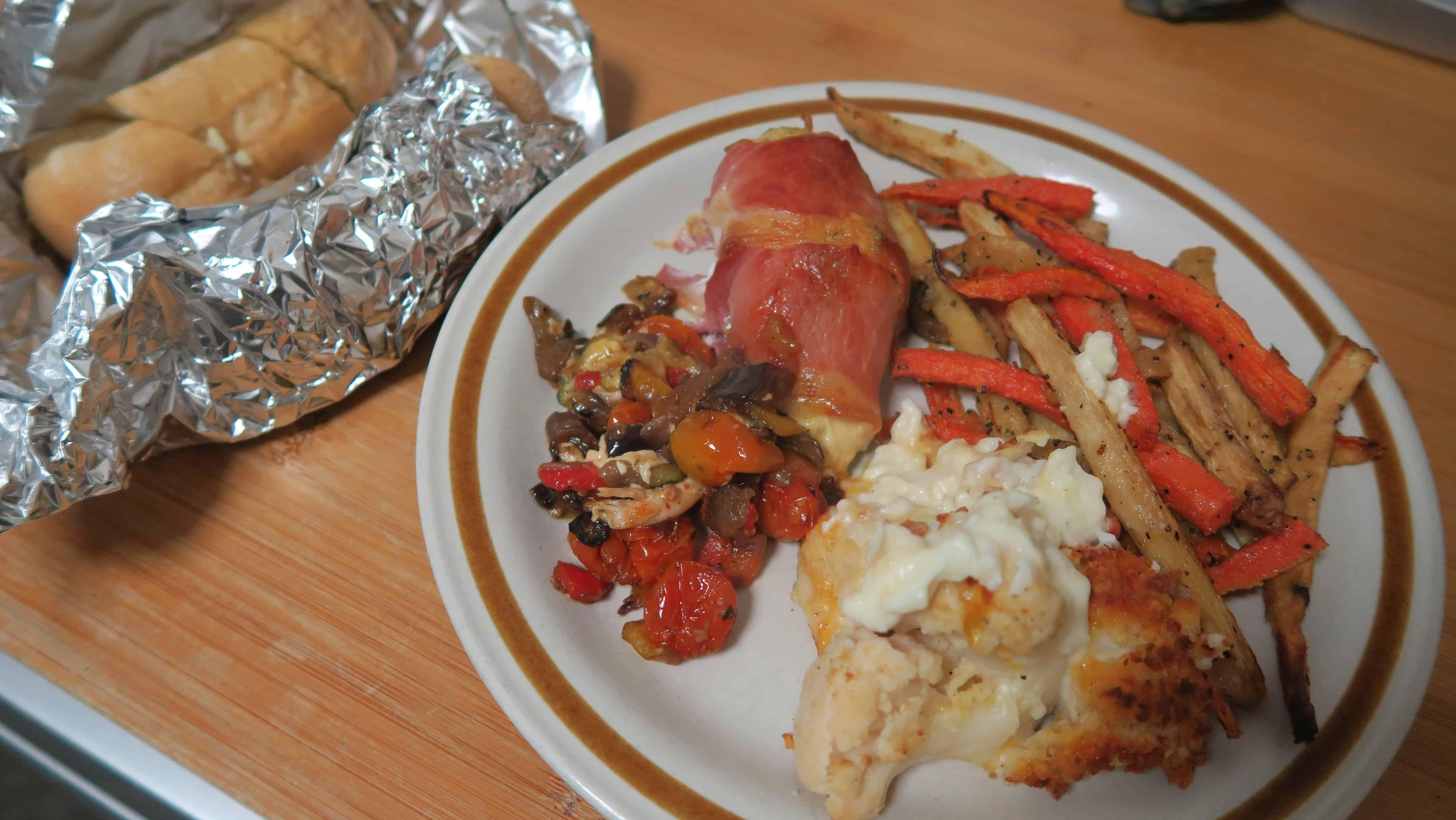 Gluten free dinner idea