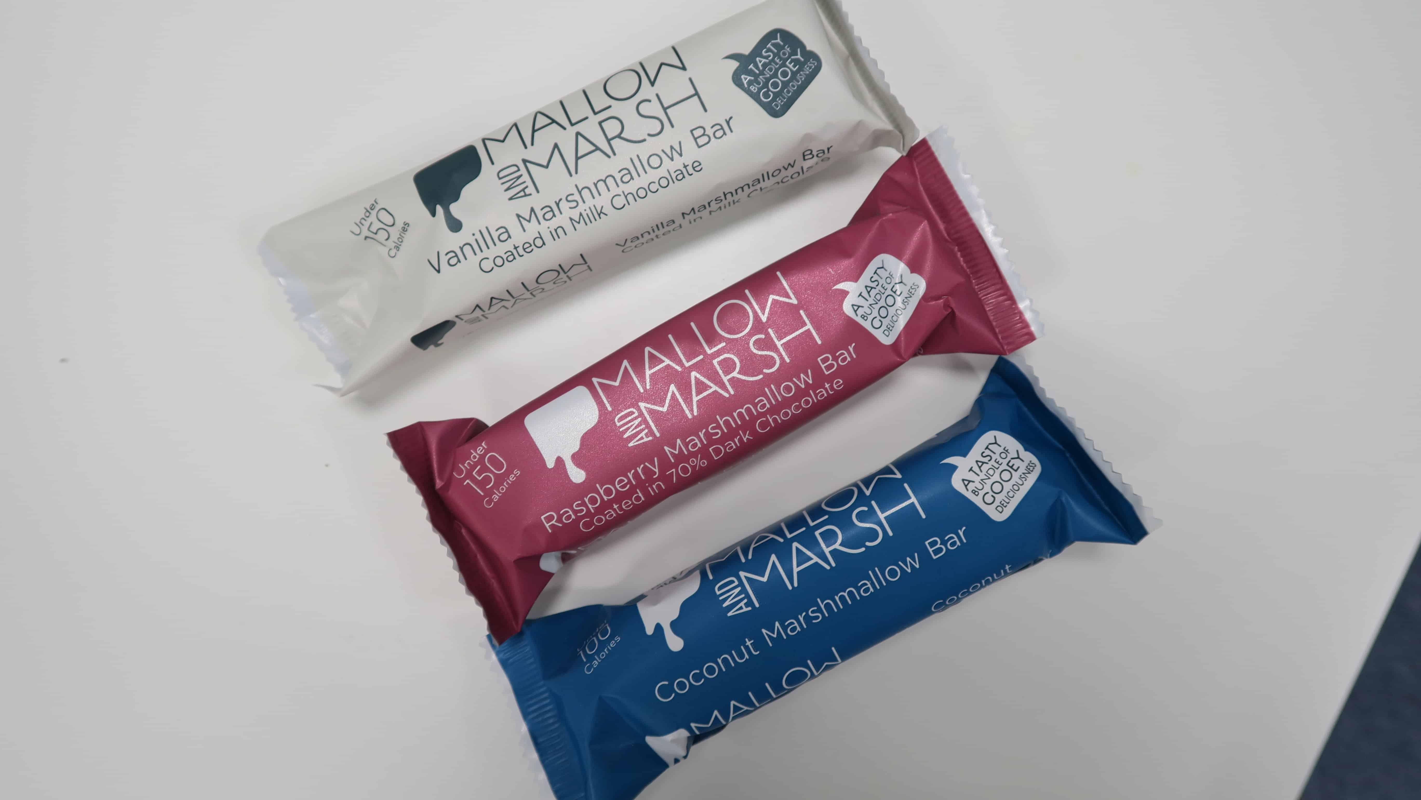 Gluten free marshmallows mallow and marsh