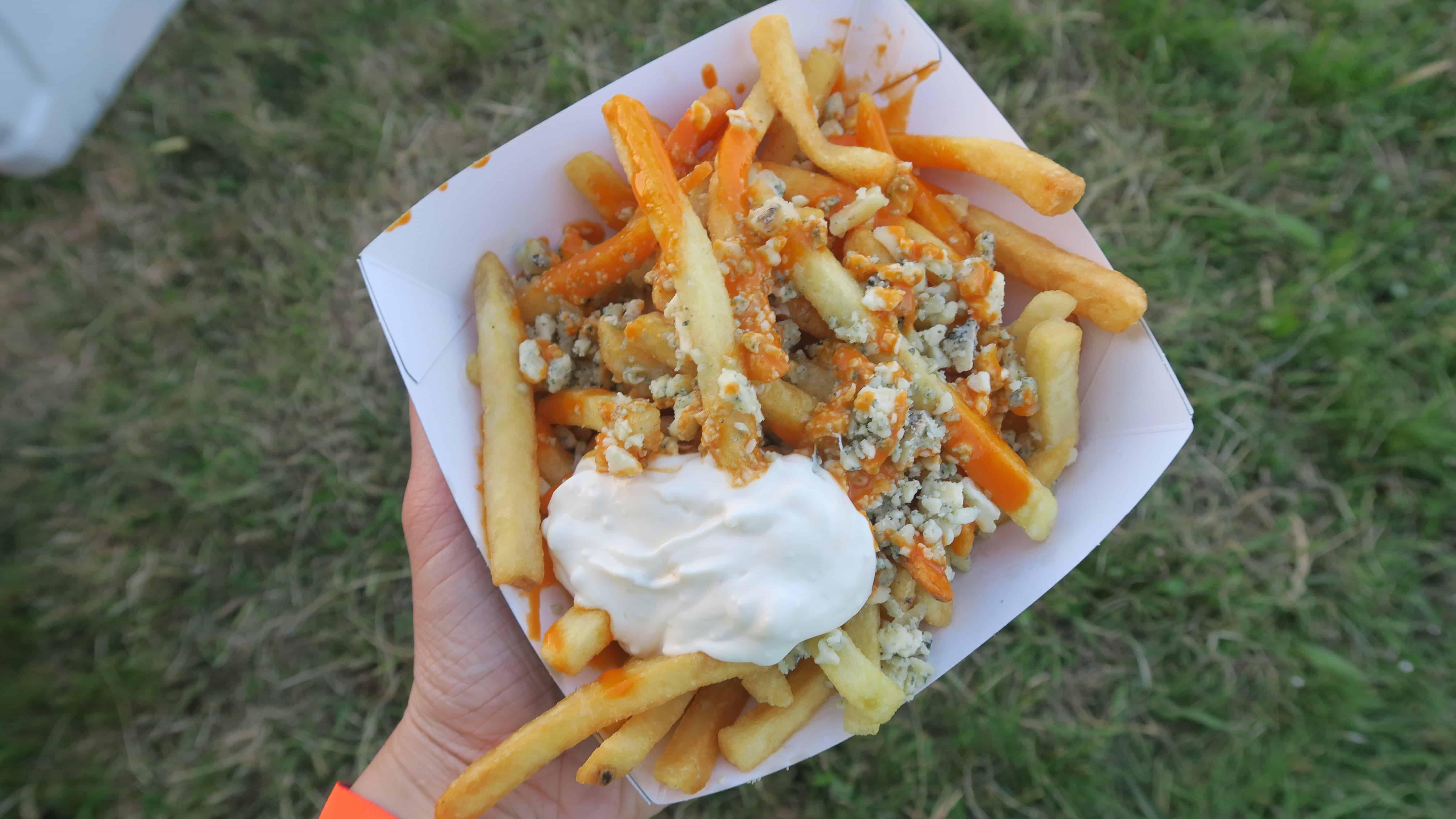 Gluten free North Devon Skybar Croyde