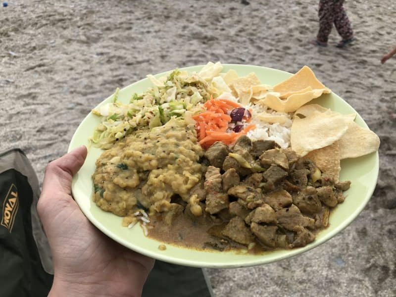 barricane beach curry gluten free