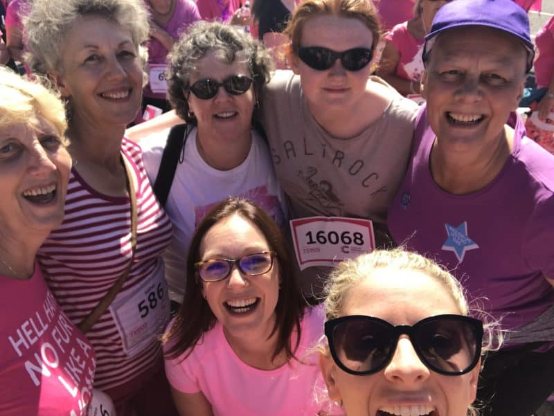 july favourites race for life