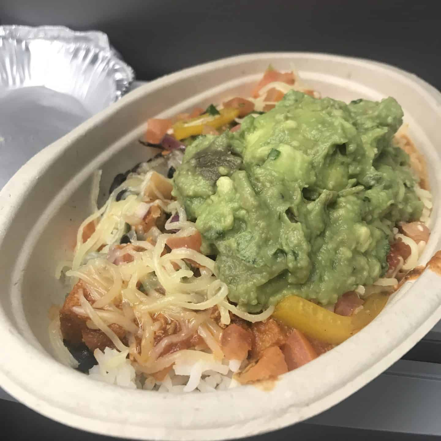 gluten free london chipotle