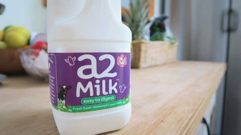 a2 milk allergy and free from show 2017 2