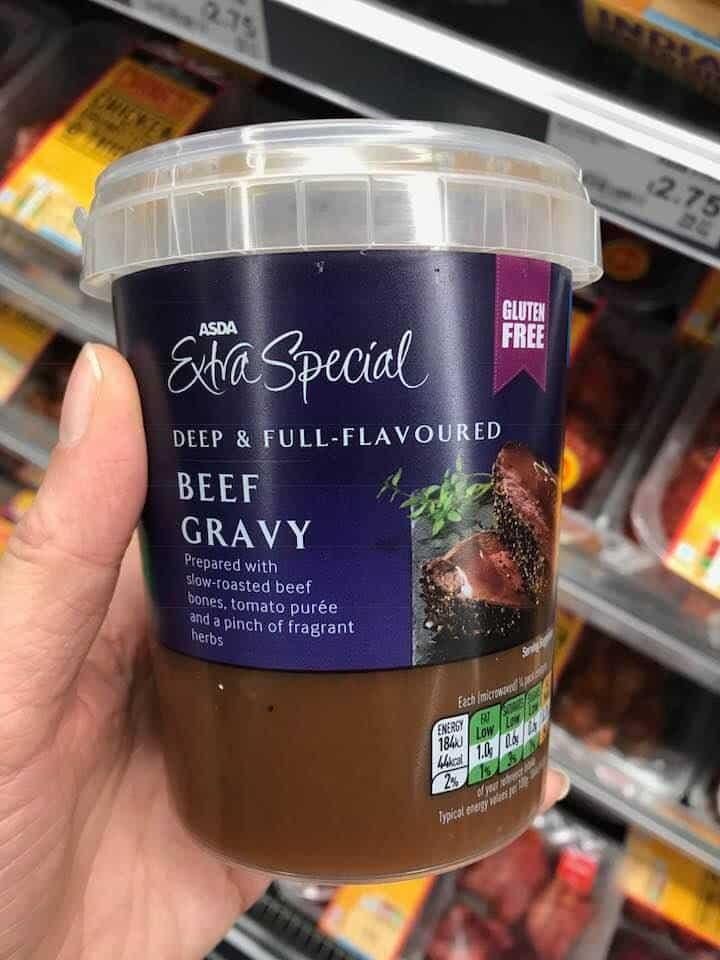 asda gluten free gravy