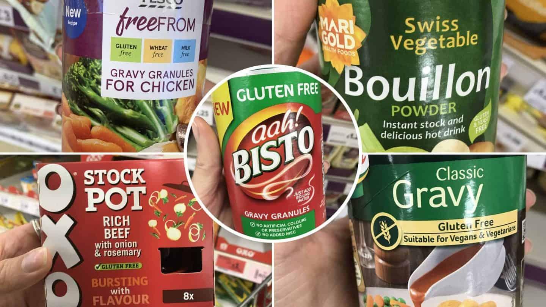 gluten free gravy and stock cubes the gluten free blogger