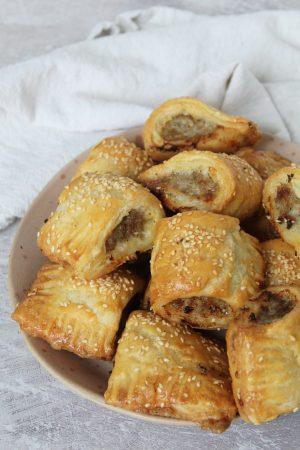 gluten free sausage rolls recipe