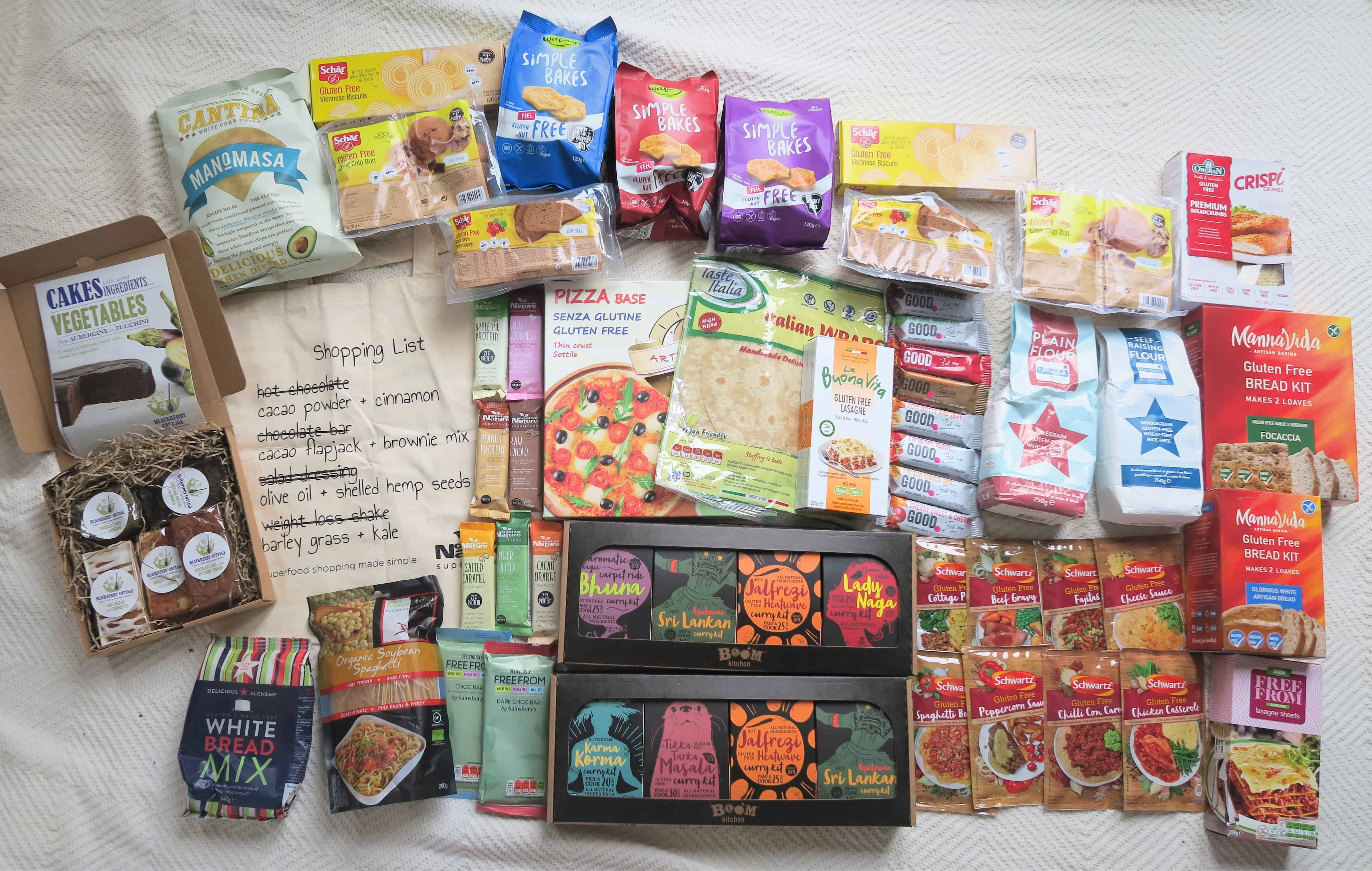 gluten free competition win a hamper the gluten free blogger 9_Fotor