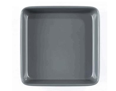 24cm Square Tin