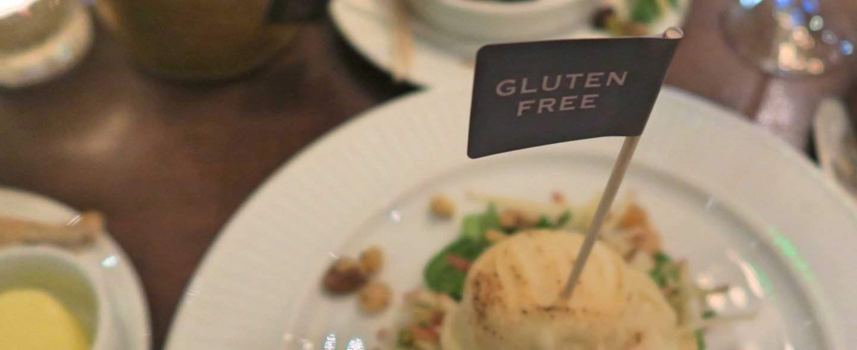 cote gluten free menu christmas