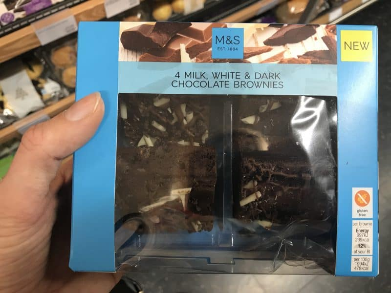 marks and spencer gluten free brownies the gluten free blogger