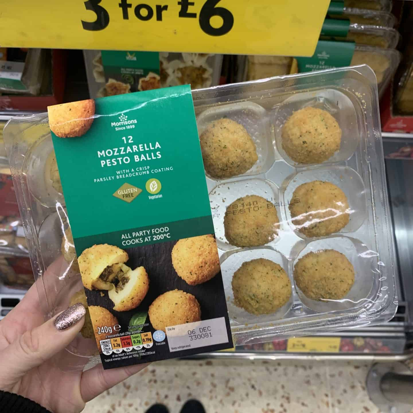 gluten free christmas food morrisons 4