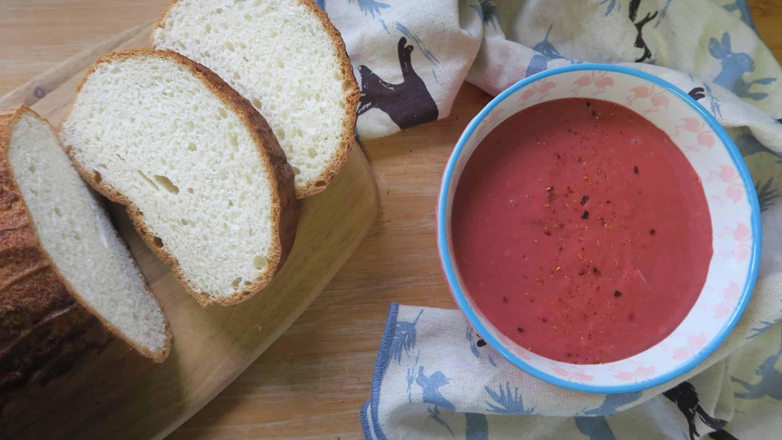gluten free beetroot soup recipe dairy free vegan 24