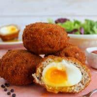 gluten free scotch eggs recipe