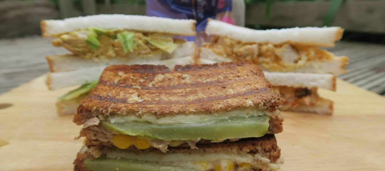 My three favourite gluten free sandwich fillings – a tribute to British Sandwich Week